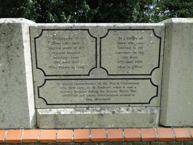 Memorial in Memorial Way