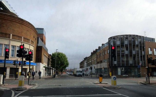 St John's Hill in Battersea