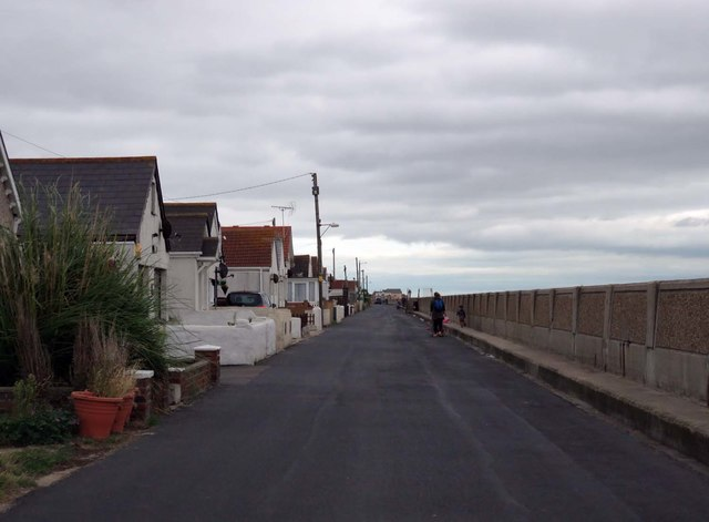 Brooklands in Jaywick