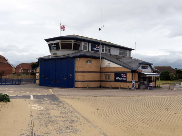 Lifeboat Station in Clacton