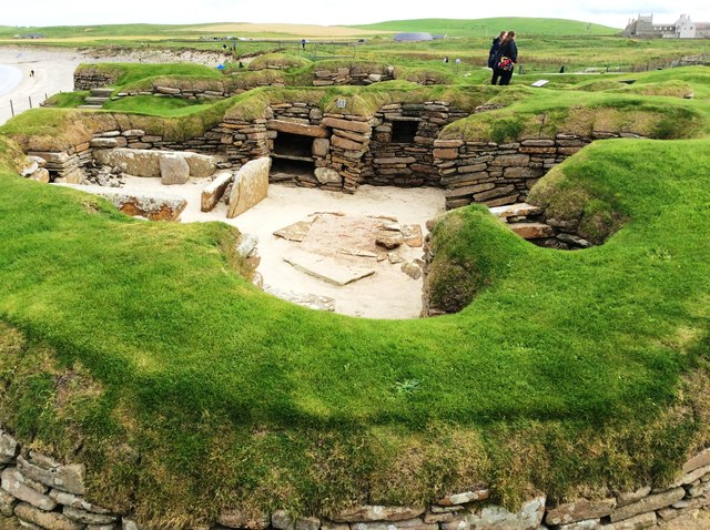 Neolithic Workshop, Skara Brae