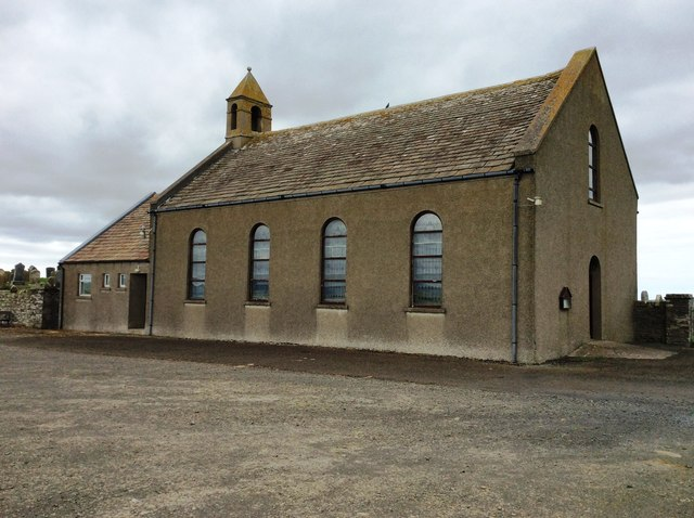 Harray Church