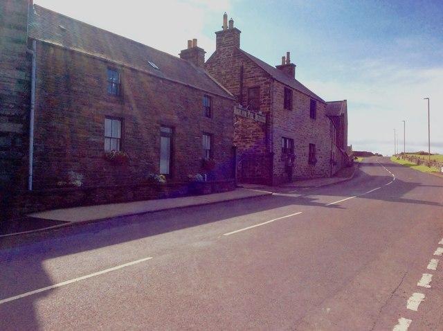 Highland Park Whisky Distillery, Kirkwall, Orkney Islands