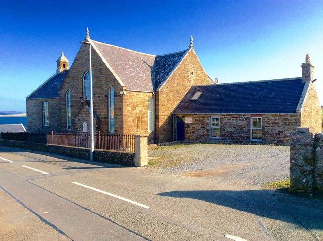 St. Margaret's Church, St Margarets Hope, Orkney Islands