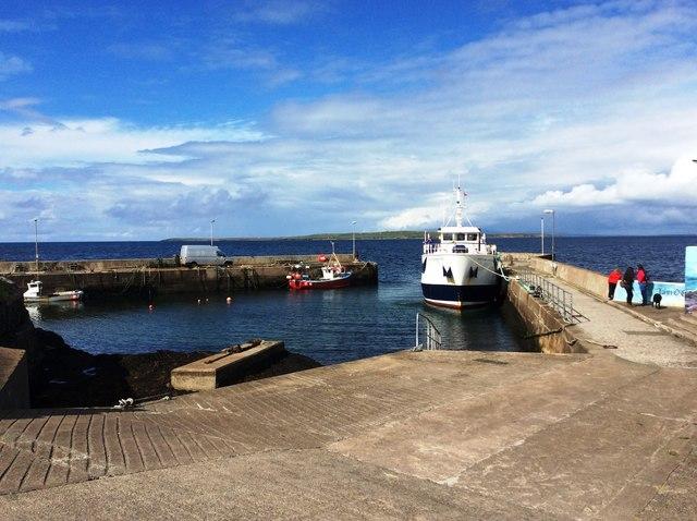 The Harbour , John O' Groats