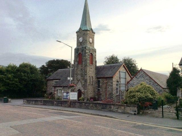 Aberfeldy Parish Church