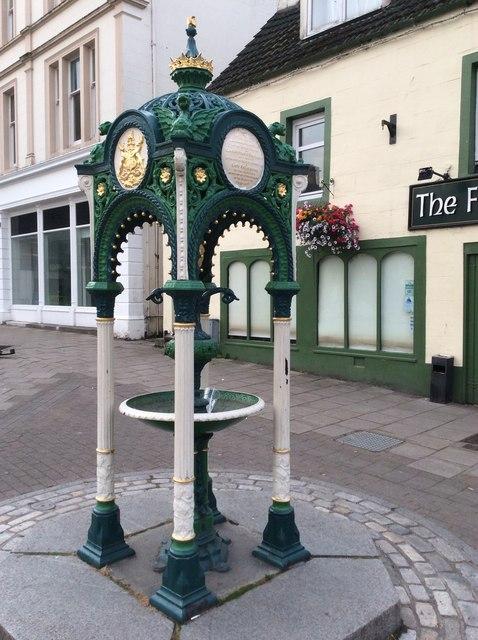 The Fountain, Aberfeldy