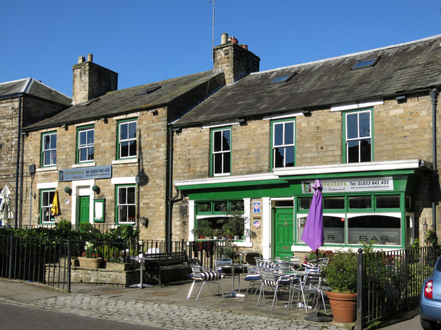 The Forresters Hotel & Restaurant, Market Place