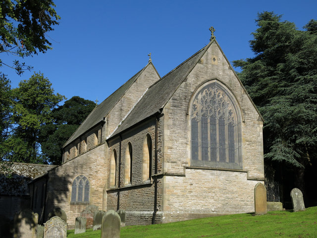 The Church of St. Mary, Town End, Middleton-in-Teesdale (2)