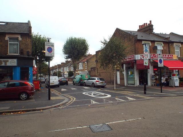Sherrard Road, near Forest Gate