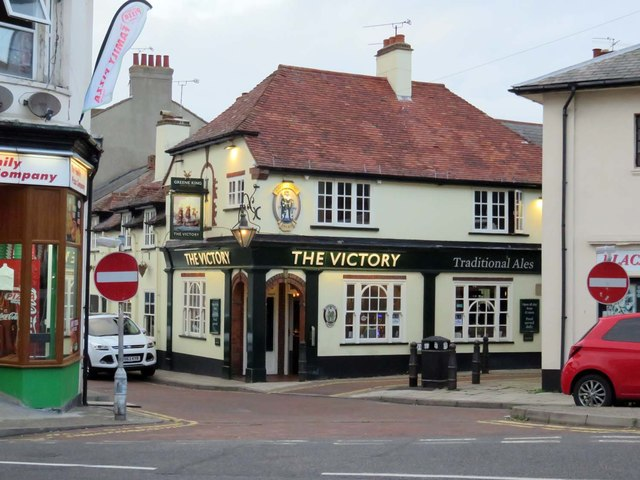 The Victory in Walton-on-the-Naze