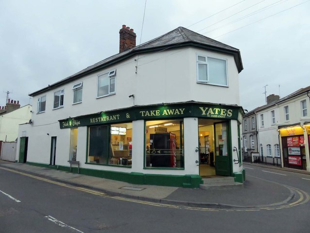 Yates on Old Pier Street