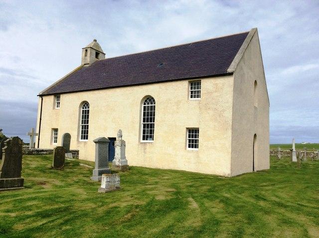 St Peter's Kirk, Sandwick