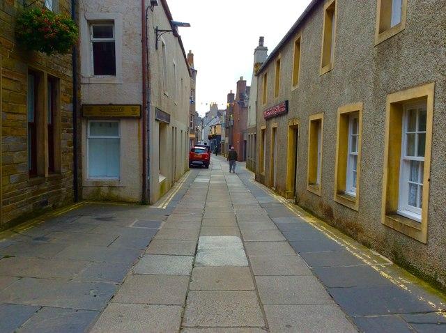 Victoria Street, Kirkwall