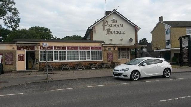 The Pelham Buckle public house