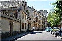 SP5105 : Pembroke College by N Chadwick