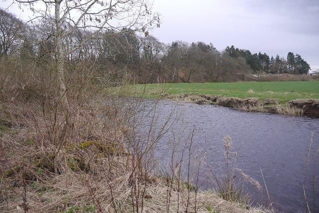 Allan Water, Kinbuck