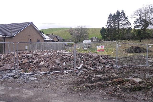 Demolition, Kinbuck