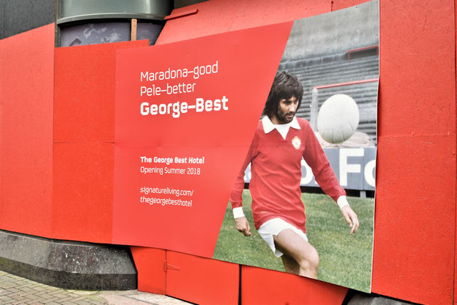 The George Best Hotel, Belfast (September 2017)