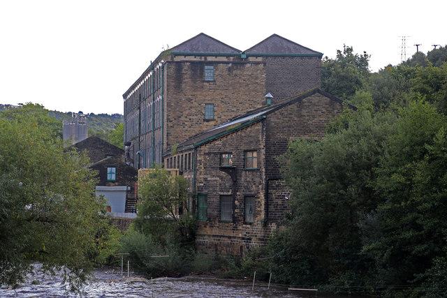 Valley Mills, Sowerby Bridge