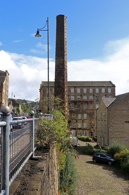 Sowerby Bridge Mills (Carlton Mill)