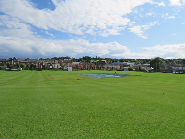 Across Kimberley Cricket Ground