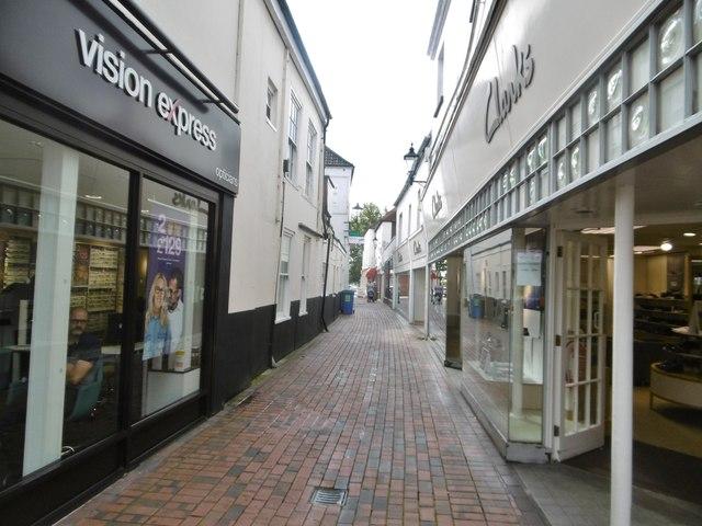 Gosport, Beminster's Lane