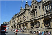 SP5106 : Oxford Town Hall by N Chadwick