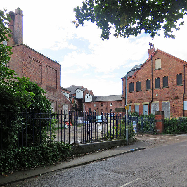 Kimberley Brewery Yard