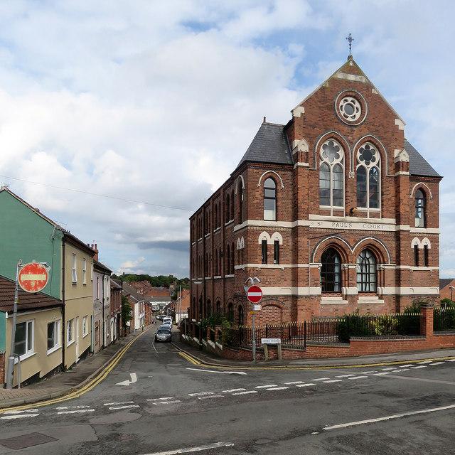 Kimberley: St Paul's Court
