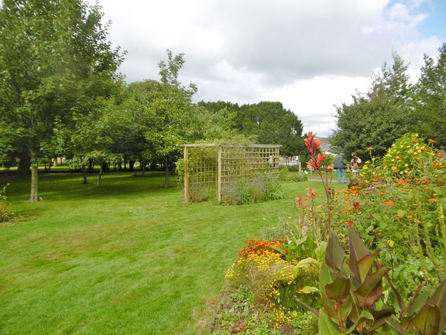 Gosport, memorial garden