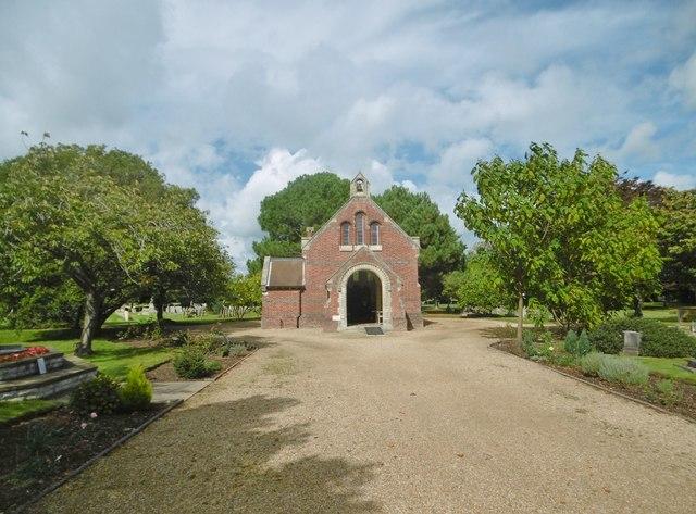 Alverstoke, chapel