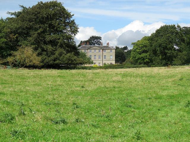 Strelley Hall and park
