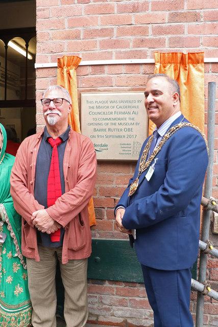 Calderdale Industrial Museum - grand re-opening
