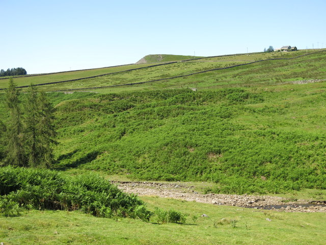 The valley of Hudeshope Beck (3)
