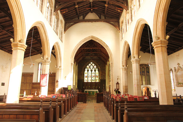 St.Andrew's nave