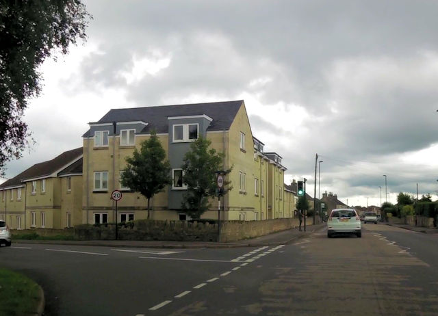 Junction of Old Fosse Road and A367