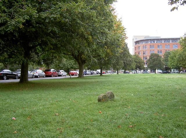 Stones near Stoke Road