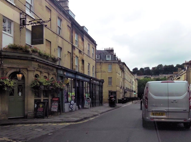 The Barleycorn in Bathwick Street