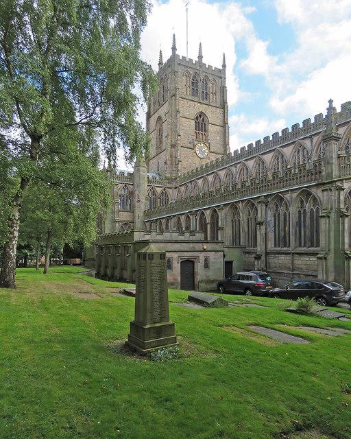 Nottingham: St Mary