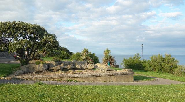 Rockery in Winterstoke Gardens