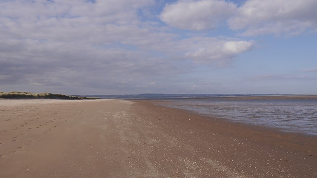 Towards Tentsmuir Point