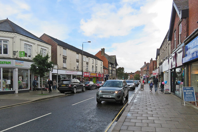 Alfreton High Street
