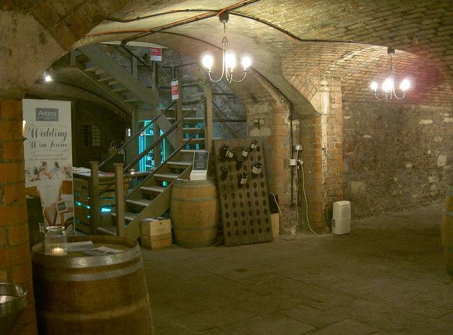 Avery's cellars (3/7)