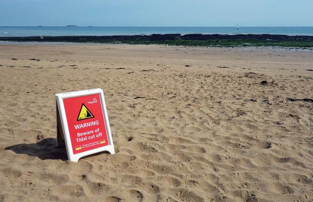 Beware of Tidal Cut Off