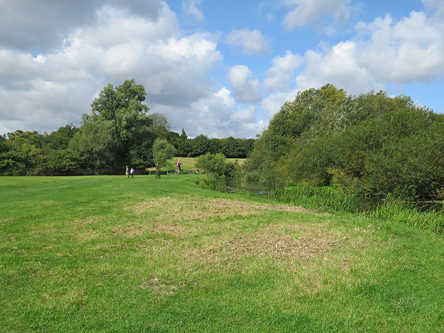 Grantchester Meadows and the River Cam
