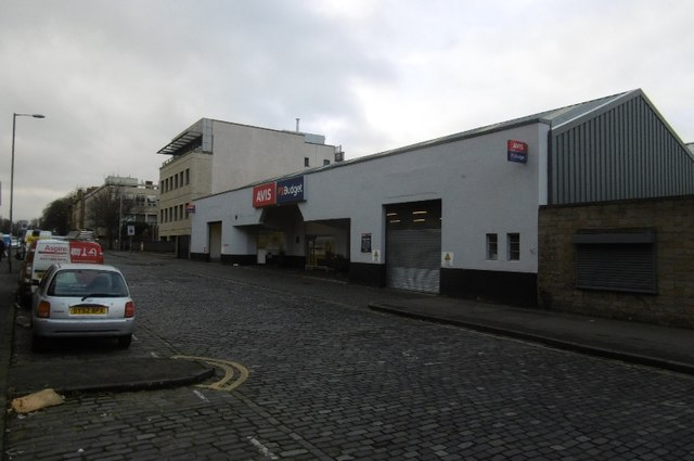 East London Street