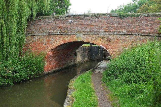 Finwood Bridge