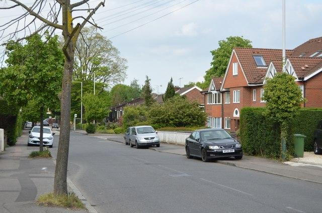Upper Grosvenor Rd