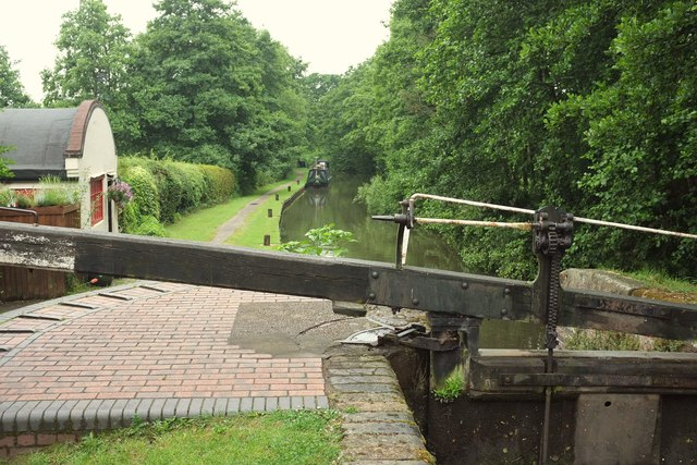 Lock 28, Stratford-upon-Avon Canal